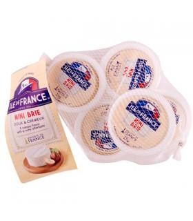 Ile De France Mini Brie (5 x 25 Gr)