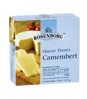 Camembert Danés x 125 Gr