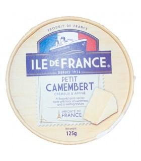 Ile De France Camembert x 125 Gr